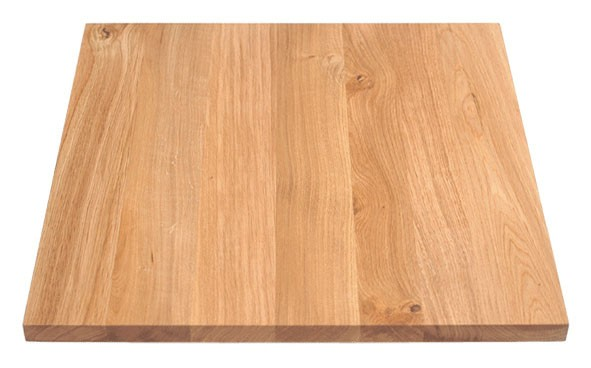 Oak table top transparant 3 0 thick for Best html table