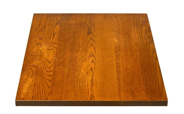 Oak Table Top Cherry Thick - Thick wood table top