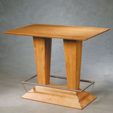 Ramses Ramses 2 column standing table