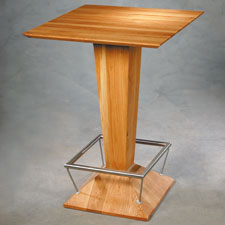 Ramses Ramses 1 column standing table